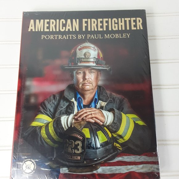 American Firefighter-New, Sealed HC